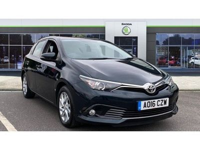 used Toyota Auris 1.2 VVT-i Business Edition (s/s) 5dr
