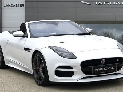 used Jaguar F-Type 5.0 V8 R Auto AWD (s/s) 2dr