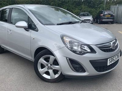 used Vauxhall Corsa 1.2 SXi 5dr [AC]
