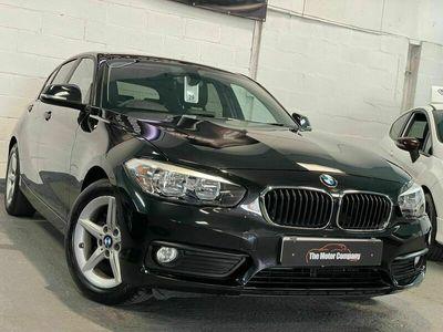 used BMW 116 1 Series d EfficientDynamics Plus 5dr 1.5