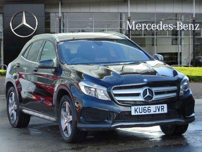 used Mercedes GLA220 GLA4Matic AMG Line 5dr Auto