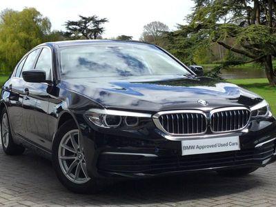 used BMW 520 d SE Saloon