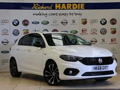 used Fiat Tipo 1.4 T-Jet S-Design (s/s) 5dr