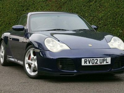 used Porsche 996 C4S Tiptronic S