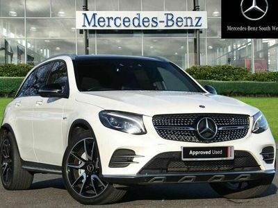 used Mercedes GLC43 AMG Glc-Class Mercedes-AMG4MATIC Premium Plus 3.0 5dr