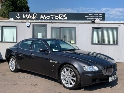 used Maserati Quattroporte Gt Executive GT 4.2 4dr