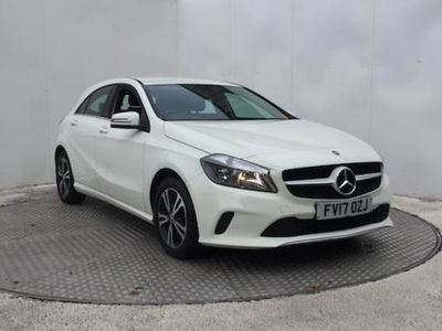 used Mercedes A180 A CLASS HATCHBACKSE 5dr