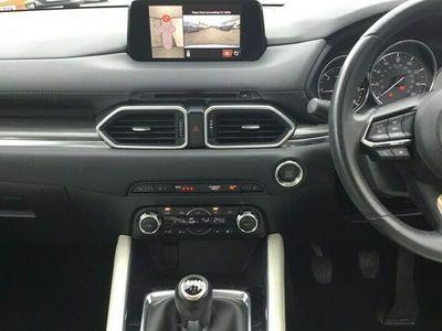 used Mazda CX-5 2.2d Sport Nav+ 5dr