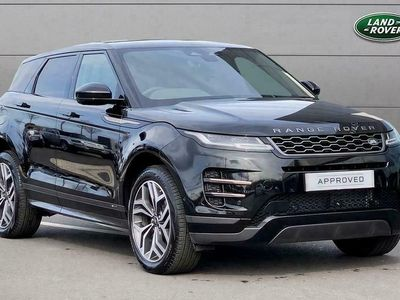 used Land Rover Range Rover evoque 1.5 P300E R-Dynamic Hse 5Dr Auto