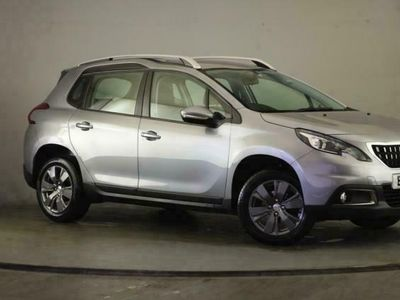 used Peugeot 2008 1.2 PureTech Active SUV 5dr Petrol (s/s) (82 ps)