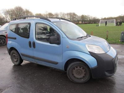 used Citroën Nemo Multispace 1.4 HDi 8v 5dr