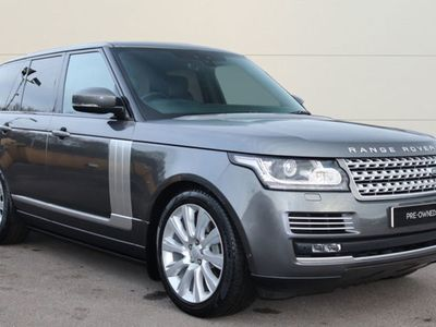 used Land Rover Range Rover 3.0 TDV6 Vogue SE 4dr Estate 2017