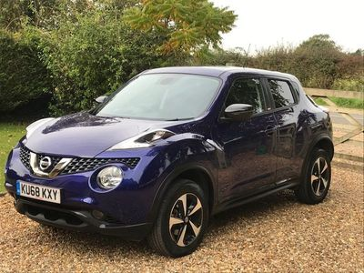 used Nissan Juke 1.6 Bose Personal Edition 5dr