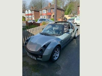 used Smart Roadster 0.72dr