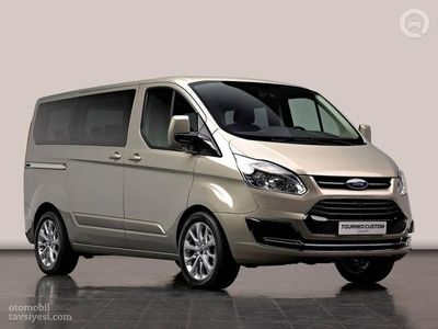 used Ford Custom Tourneo2.0 TDCi 130ps Low Roof 8 Seater Zetec mpv 2017