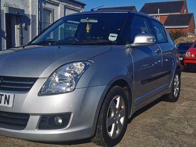 used Suzuki Swift Hatchback 1.3 SZ-L 5d