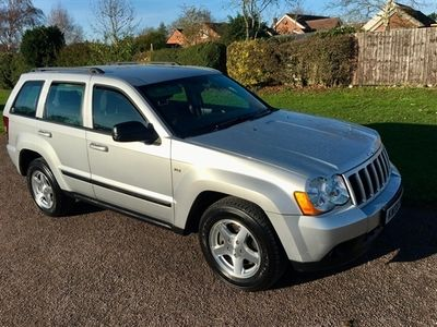 used Jeep Grand Cherokee 3.0 CRD 5dr Auto