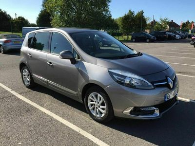 used Renault Scénic 1.5 dCi Dynamique TomTom EDC Auto 5dr