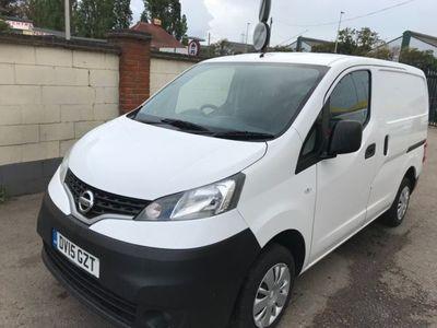 used Nissan NV200 1.5 dCi Acenta Van, 2015 (15)