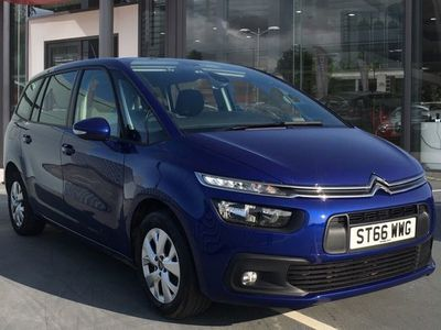 used Citroën Grand C4 Picasso 1.6 BlueHDi Touch Edition (s/s) 5dr