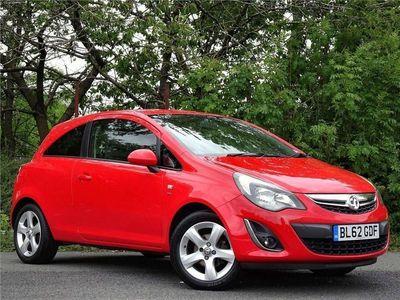 used Vauxhall Corsa 1.2 SXi * 3DR * ¿125 TAX * LOW MILEAGE * AIRCON * ALLOYS * SPORTS SEATS *