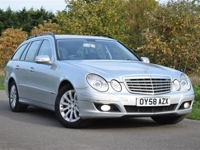 used Mercedes E220 E Class 2.1CDI ELEGANCE 5d 168 BHP, 2008 ( )