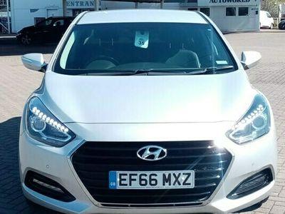 used Hyundai i40 Bnes Se Nav Crdi Bdri 1.7 4dr