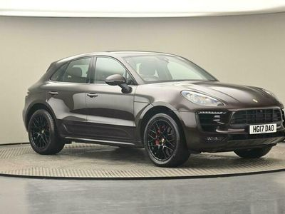 used Porsche Macan GTS 5dr PDK