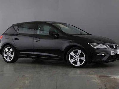 used Seat Leon 1.5 TSI EVO FR [EZ] 5dr Hatchback 2019
