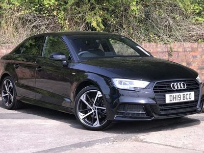 used Audi A3 35 TFSI Black Edition 4dr S Tronic