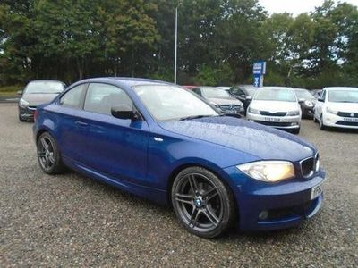used BMW 118 Coupé