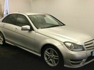 used Mercedes C180 C Class 1.8BlueEFFICIENCY Sport Edition 125 7G-Tronic 4dr