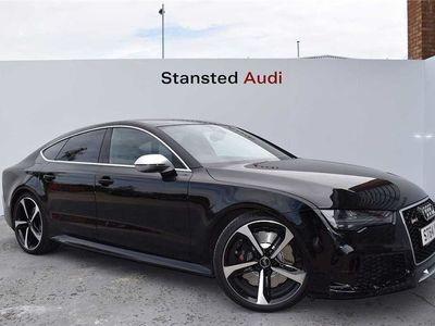 used Audi RS7 Rs 7 4.0T Fsi V8 Quattro5Dr Tip Auto