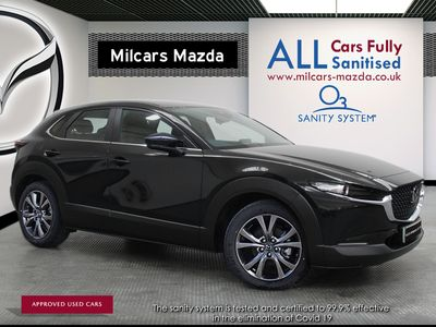 used Mazda CX-30 2.0 Skyactiv-X MHEV GT Sport 5dr Radar Cruise Control