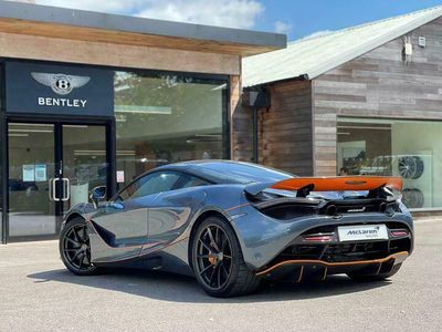 used McLaren 720S Performance V8 SSG