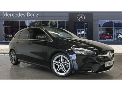 used Mercedes B180 B-ClassAMG Line Executive 5dr Auto