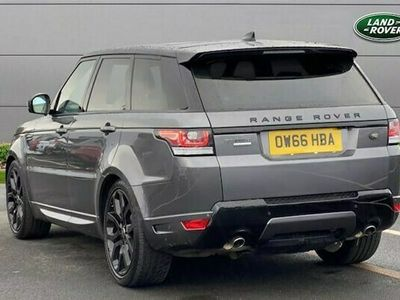 used Land Rover Range Rover Sport DIESEL ESTATE