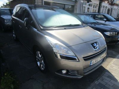 used Peugeot 5008 1.6 HDi FAP Exclusive 5dr