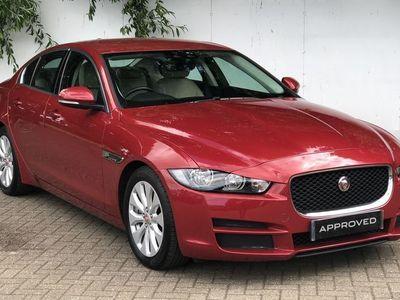 used Jaguar XE 2.0d [180] SE 4dr