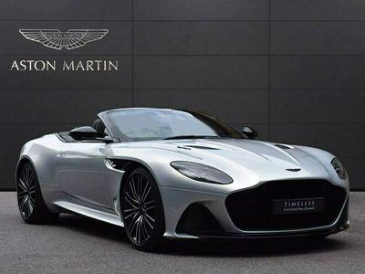 used Aston Martin DBS Superleggera Volante V12 TOUCHTRONIC 5.2 2dr