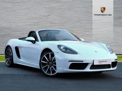 used Porsche Boxster 2.0 2dr