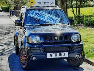 used Suzuki Jimny Estate 1.3 VVT SZ3 3d