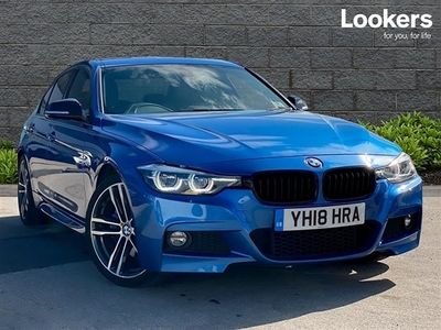 used BMW 320 3 SERIES SALOON SPECIAL EDITION i M Sport Shadow Edition 4dr Step Auto