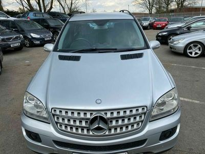 used Mercedes ML280 M Class 3.0CDI Sport 5dr