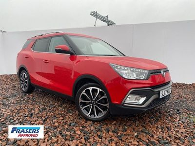 used Ssangyong Tivoli 1.6 D ELX 5dr