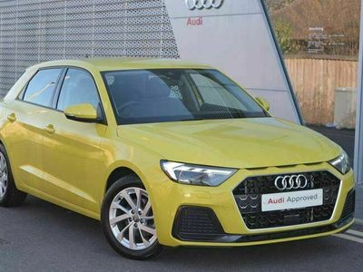 used Audi A1 Sportback Sport 35 TFSI 150 PS 6-speed