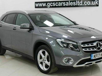 used Mercedes GLA220 Gla Class 2.1Sport (Executive) 7G-DCT 4MATIC (s/s) 5dr