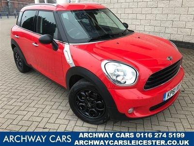 used Mini One D Countryman 1.6L 5d 90 BHP A BEAUTIFUL EXAMPLE!!