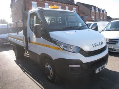 used Iveco Daily 2.3 35C13 130 BHP TWIN WHEEL TIPPER 2016 (66)
