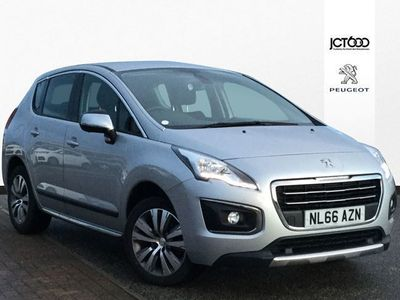 used Peugeot 3008 BLUE HDI S/S ACTIVE diesel estate